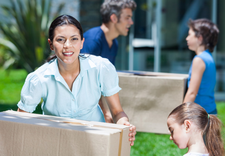 Parental Relocation, Move-away request